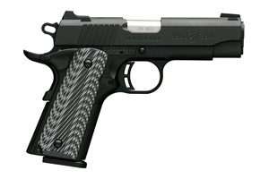 Browning Pistol: Semi-Auto 1911-380 Black Label Pro Compact - Click to see Larger Image