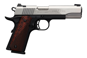 Browning 1911-380 Black Label Pro Medallion Full Size 051930492