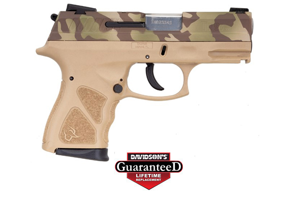 Taurus Pistol: Semi-Auto TH9 Compact Camo - Click to see Larger Image