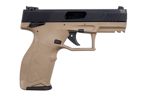 Taurus Pistol: Semi-Auto TX22 FDE - Click to see Larger Image