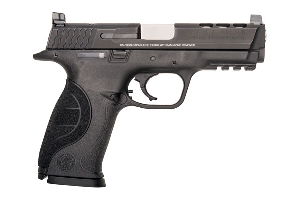 Smith & Wesson|Smith & Wesson Performance Ctr M&P Military Police Performance Ctr, Ported 10097