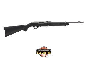 Ruger Rifle: Semi-Auto 10/22 Take Down (Davidsons Exclusive) - Click to see Larger Image