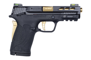 Smith & Wesson Pistol: Semi-Auto M&P Shield EZ M2.0 Performance Center - Click to see Larger Image