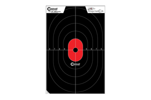 Caldwell Silhouette Flake Off Targets 128034