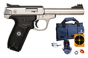 Smith & Wesson Pistol: Semi-Auto SW22 Victory Range Kit - Click to see Larger Image