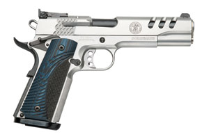 Smith & Wesson|Smith & Wesson Performance Ctr Pistol: Semi-Auto Model 1911 Custom Performance Center - Click to see Larger Image