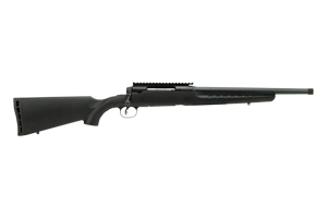 Savage Arms Rifle: Bolt Action AXIS II Blackout - Click to see Larger Image