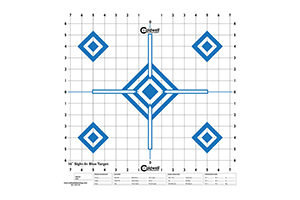 Caldwell High Contrast Paper Targets 198604
