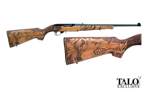Ruger Rifle: Semi-Auto 10/22 Wild Hog TALO Special Edition - Click to see Larger Image