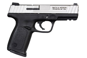 Smith & Wesson Pistol: Semi-Auto SD9 VE - Click to see Larger Image