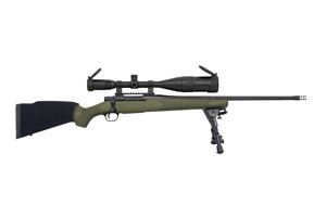 Mossberg Patriot Night Train 2 Rifle With Scope 27924
