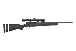 Mossberg Rifle: Bolt Action Patriot Super Bantam Bolt Action Rifle W/ Scope - Click to see Larger Image