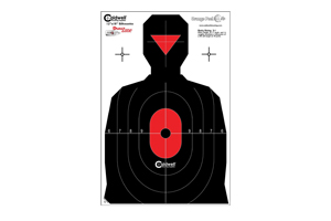 Caldwell Silhouette Flake Off Targets 308214