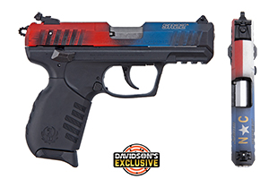 Ruger Pistol: Semi-Auto SR22P Rimfire Pistol Davidsons Exclusive - Click to see Larger Image