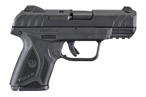 Ruger Pistol: Semi-Auto Security 9 Compact - Click to see Larger Image