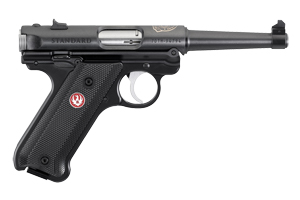 Ruger Pistol: Semi-Auto Mark IV Standard 70th Anniversary Edition - Click to see Larger Image
