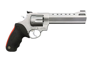 Taurus Revolver: Double Action 444 Raging Bull - Click to see Larger Image