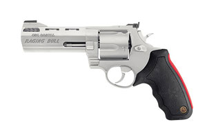 Taurus Revolver: Double Action 454 Raging Bull - Click to see Larger Image