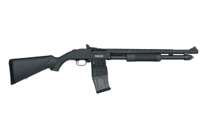 Mossberg Shotgun: Pump Action 590M - Click to see Larger Image