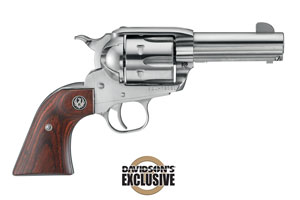 Ruger Revolver: Single Action New Vaquero Montado Limited Model KNV-453 - Click to see Larger Image