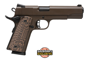 Armscor|Rock Island Armory Pistol: Semi-Auto M1911-A1 ROCK Standard FS DS - Click to see Larger Image