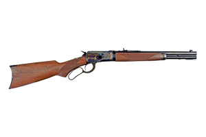 Winchester Repeating Arms Rifle: Lever Action 1892 Deluxe Trapper Takedown - Click to see Larger Image