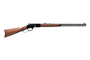 Winchester Repeating Arms Rifle: Lever Action M73 Deluxe Sporter - Click to see Larger Image