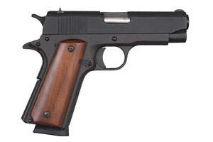Armscor|Rock Island Armory Pistol: Semi-Auto M1911-A1 MS GI Standard - Click to see Larger Image