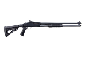 Mossberg Shotgun: Pump Action Model 500 Tactical - Click to see Larger Image