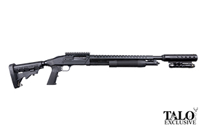 Mossberg Shotgun: Pump Action Model 500 Image Enhancer TALO Edition - Click to see Larger Image
