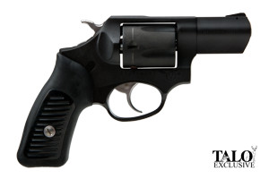 Ruger Revolver: Double Action SP101 TALO Special Edition - Click to see Larger Image