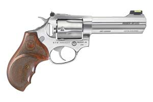 Ruger Revolver: Double Action SP101 Match Champion - Click to see Larger Image