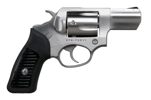 Ruger Revolver: Double Action SP101 - Click to see Larger Image