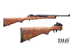 Ruger Rifle: Semi-Auto Mini-14 Ranch Rifle TALO Edition - Click to see Larger Image