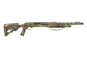 Mossberg Shotgun: Pump Action Model 835 Ulti-Mag Tactical Turkey Series - Click to see Larger Image
