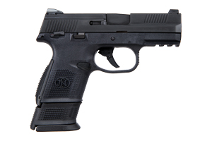 FN America Pistol: Semi-Auto FNS-9C MS (Manual Safety Model) - Click to see Larger Image