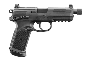 FN America Pistol: Semi-Auto FNX-45 Tactical - Click to see Larger Image