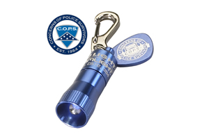 Streamlight  Nano LED Key Chain Light Supporting C.O.P.S. - Click to see Larger Image