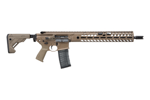 Sig Sauer Rifle: Semi-Auto MCX Virtus - Click to see Larger Image