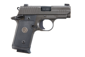 Sig Sauer Pistol: Semi-Auto P238 Legion Series - Click to see Larger Image