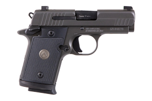 Sig Sauer Pistol: Semi-Auto P938 Legion Series - Click to see Larger Image