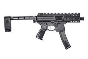 Sig Sauer Pistol: Semi-Auto SIG MPX K - Click to see Larger Image