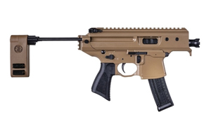 Sig Sauer Pistol: Semi-Auto SIG MPX Copperhead - Click to see Larger Image