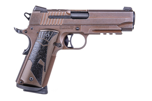 Sig Sauer Pistol: Semi-Auto 1911 SPARTAN II Carry - Click to see Larger Image
