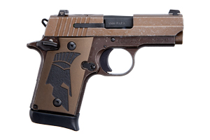 Sig Sauer Pistol: Semi-Auto P938 SPARTAN II - Click to see Larger Image