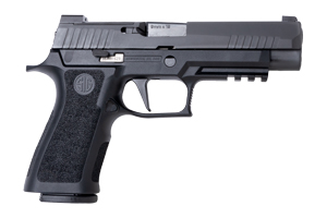 Sig Sauer Pistol: Semi-Auto P320 XFull Size - Click to see Larger Image