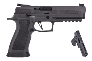 Sig Sauer Pistol: Semi-Auto P320 X-FIVE Legion - Click to see Larger Image