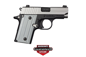 Sig Sauer Pistol: Semi-Auto P238 2-Tone Microcompact - Click to see Larger Image