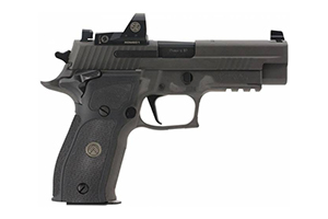 Sig Sauer Pistol: Semi-Auto P226 Legion Series - Click to see Larger Image