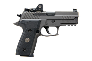 Sig Sauer Pistol: Semi-Auto P229 Legion Series - Click to see Larger Image